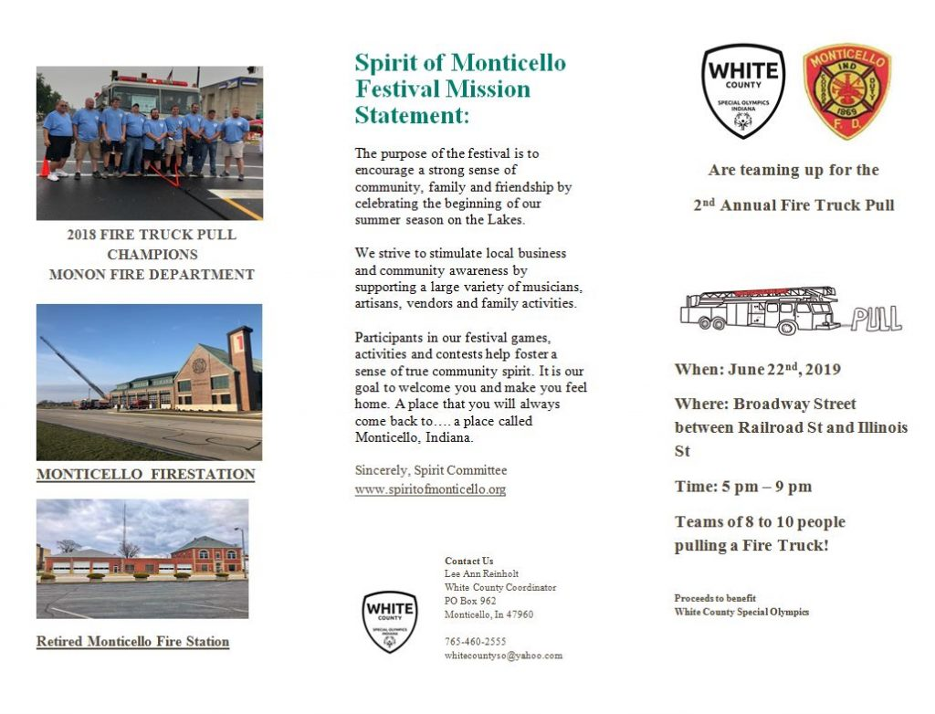 Spirit of Monticello Festival